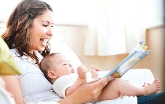 Language Development: make reading an essential