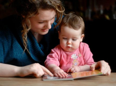 Language Development: How to read to infants