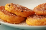 Lunch box snack of the week: Pumpkinfritters