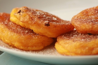 Lunch box snack of the week:pumpkin fritters