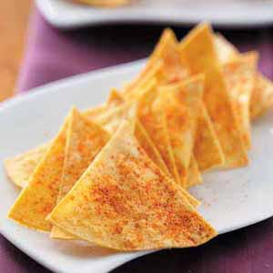 Lunch box snack of the week: Tortilla