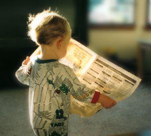 Language development: talk to baby