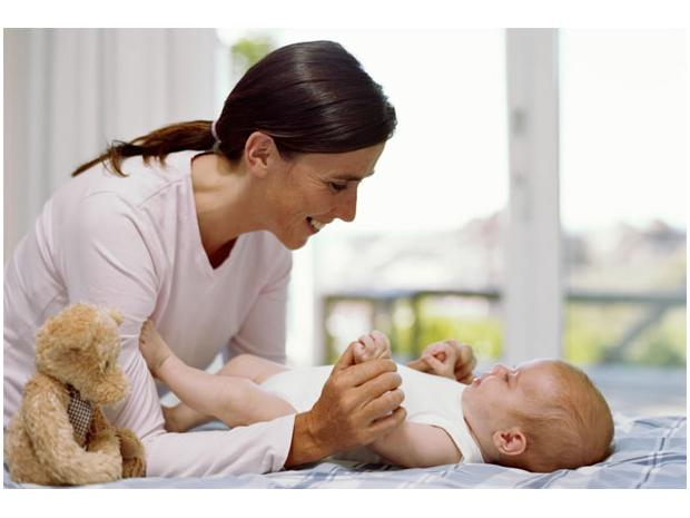 Language development: Talking to your baby