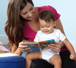 Language development: reading is fun