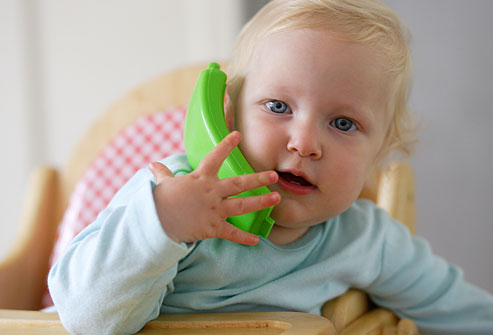 Vocabulary Development: toddler talk