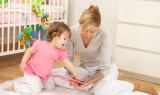 Language Development: Boosting with Books