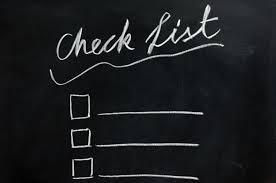 checklist for hiring a babysitter