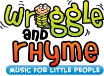 Wriggle and Rhyme music programme based in Cape Town southern Suburbs