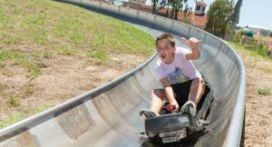 To Do in Cape Town: Go tobogganing