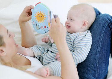 baby reading 4