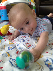 tummy time 1